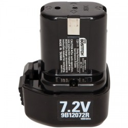 BATTERIE BOSTITCH 9B12072R-EU 7.2v