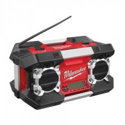Radio de chantier Milwaukee C12 28 DCR