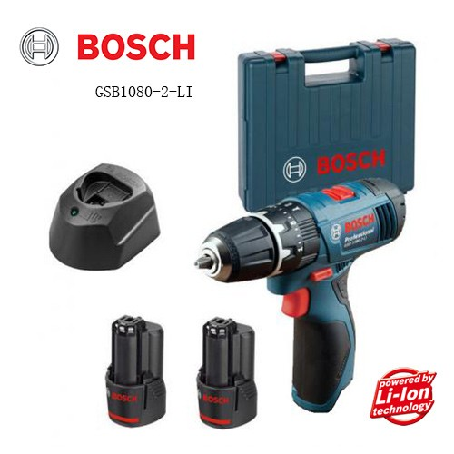 Visseuse Bosch GSB1080-2-LI